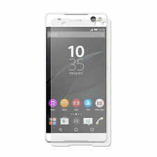 2 Pack Screen Protectors Cover Guard Film For Sony Xperia C5 Ultra