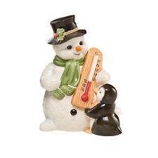 Goebel Schneemann Pinguin Frostiger Winter Göbel Weihnachten Engel Hummel NEU