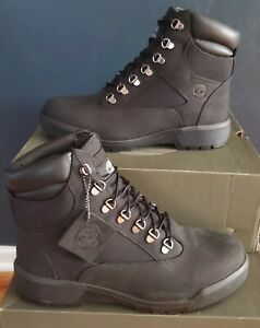 NEW MEN'S TIMBERLAND®  6-INCH WATERPROOFL/F  FIELD BOOTS US 10.5