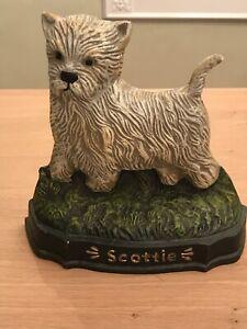 Scottie Dog Large Door Stop Stopper Ornament