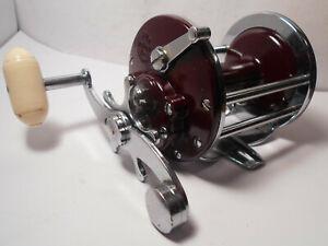 Vintage PENN Reels MONOFIL No. 25 Saltwater Conventional Fishing Reel NICE!!!