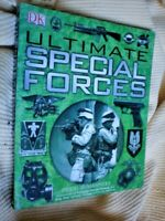 BOOK ULTIMATE SPECIAL FORCES ARMY MILITARY 192 PAGES ILLUSTRATED SEE PICS
