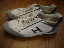 HOGAN chaussures cuir taille 7=41 taille grand convient 42    Rfe : N31