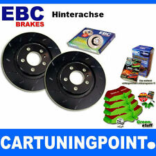 EBC B10 Bremsen Kit HA Beläge Scheiben für Audi A4 8K2, B8 DP21988 USR1535