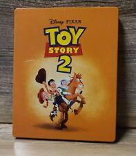 Toy Story 2 [SteelBook] [4K Ultra Hd Blu-ray/Blu-ray] - No Digital Read