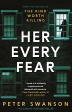 HER EVERY FEAR, Swanson, Peter, 9780571327102