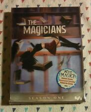 BRAND NEW! THE MAGICIANS: SEASON 1 ONE. 2016 DVD. 4-DISC SET. SHIPS FREE