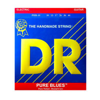 DR PHR-10 Pure Blues Electric Guitar Strings .010-.046