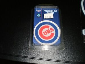 Chicago Cubs Precission Cut Magnet  Free Shipping