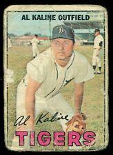 1967 TOPPS O PEE CHEE OPC Baseball #30 AL KALINE LG Detroit Tigers Card