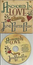JUNE CARTER CASH PROMO CD SHERYL CROW Patty Loveless BRAD PAISLEY Elvis Costello