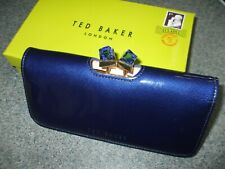 TED BAKER Purse. 'Crystal' Clasp & Gift Box