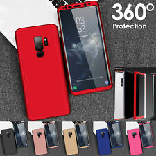 Shockproof Phone Case 360° Full Body Hybrid Cover For Samsung Galaxy S8/S9 Plus