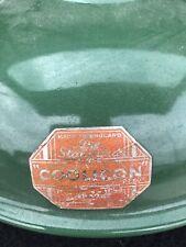 More details for 1930s enamel light shade  x3