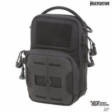 Maxpedition DEP Black Daily Essentials Pouch Tactical Molle Military Organize