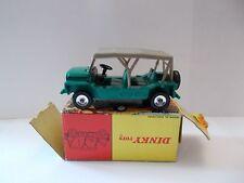 dinky 342 austin mini moke boxed vintage 1966-72