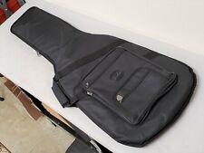 2018 Fender Deluxe Padded GIG BAG Strat Tele Stratocaster Telecaster Guitar Case