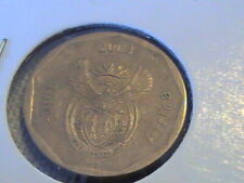 SOUTH AFRICA SUID 50 CENT 2004  AFRIKA