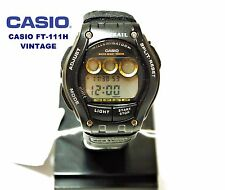 NEW VINTAGE CASIO COLLECTION FT-111H GEOTRAIL