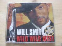 Will Smith:  Wild Wild West    CD Single     NM