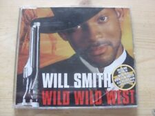 Will Smith:  Wild Wild West    CD Single     NM