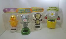 Solar Dancing Toys Set of 4