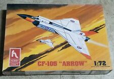 Canadian CF-105 ARROW 1/72 Scale ~ Hobby Craft (Sealed In Box!)
