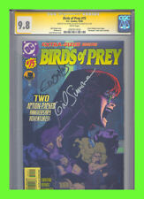 Birds of Prey #75 CGC 9.8 SS Gail Simone Ed Benes 2019 MOVIE