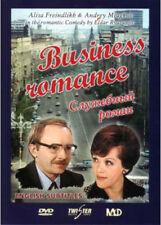 BUSINESS ROMANCE / SLUZHEBNYI ROMAN RUSSIAN MELODRAMA ENGLISH SUBTITLES NEW DVD