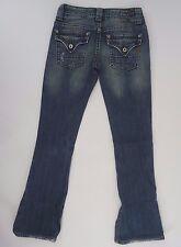 Miss Me Flap Pocket Boot Cut Jeans Size 26