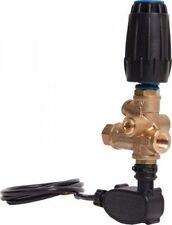 New Vrt3 Pressure Jet Wash Washer Switch Unloader Valve Bypass 250 Bar 30 Lpm