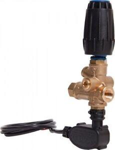 VRT3 Pressure Jet Wash Washer Switch Unloader Valve Bypass 220 Bar 40 LPM