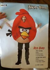 Angry Birds Costume - Red Adult Unisex, Well Made Original OSFM-6751813 Dress up