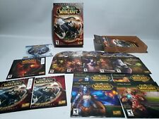 World of Warcraft PC Mists of Pandaria Burning Crusade Lich King Cataclysm