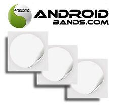 3x chip nfc/NFC sticker/NFC día-blanco!