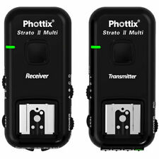 Phottix Strato II 5-in-1 Wireless Flash Trigger Set for Canon Cameras