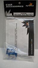 Dynamite DYN8252 Losi Mini-LST BLUE F/R C- Hubs   (1 end)  Free Shipping!!