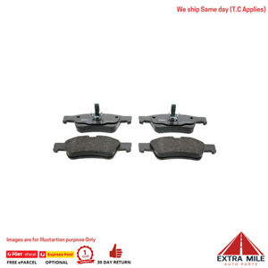 Brake Pads for MERCEDES-BENZ CLK500 A209 5.5L M119 E55 DOHC-PB 32v MPFI V8 REAR