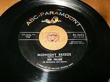 SID FELLER - MIDNIGHT BREEZE - I'VE GROW    / LISTEN - JAZZ  EXOTICA POPCORN