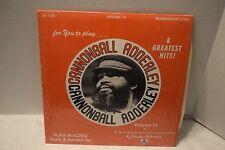 Cannonball Adderley Play A long LP, JA1222, Shrink, VG+