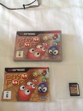 Nokia N.gage Puyo Pop Game In Case