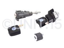 Genuine VW Golf MK5 2004-2008 Ignition Barrel Transponder Key & Lock Set