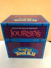 Journeys Houghton Mifflin Harcourt Reading Intervention Tool Kit Grades 1-3
