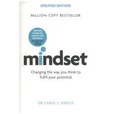 Mindset Updated Edition By Dr Carol Dweck Psychology Paperback NEW