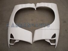 FRP FIBER GLASS BN STYLE FRONT FENDER +25MM FOR NISSAN S13 SILVIA