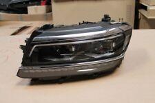 VW Tiguan AD1 Scheinwerfer Frontscheinwerfer LED Links Komplett 5NB941081 D