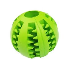 Dogs Soft Toys Rubber Ball Funny Pet Puppies Dogs Tooth Cleaning Snack Ball