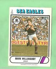 1976 Season Manly Sea Eagles NRL & Rugby League Trading Cards