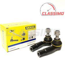 Moog Track Tie Rod End Pair for AUDI A1 8X + VOLKSWAGEN POLO 9N 6R Mk 4 5 + FOX