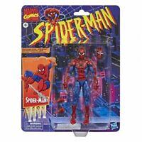 SPIDER-MAN RETRO MARVEL LEGENDS 6 INCH ACTION FIGURE HASBRO